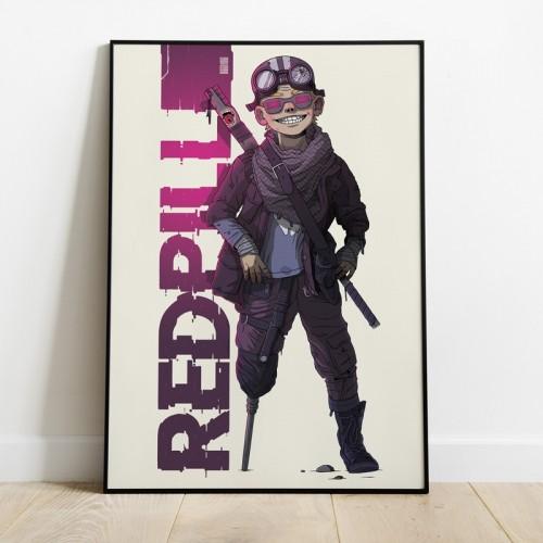 Poster Redpill Kosen