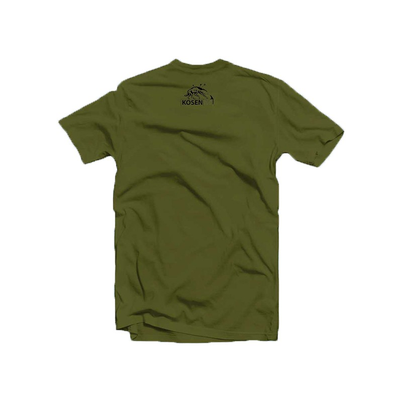T Shirt Kosen Wolf