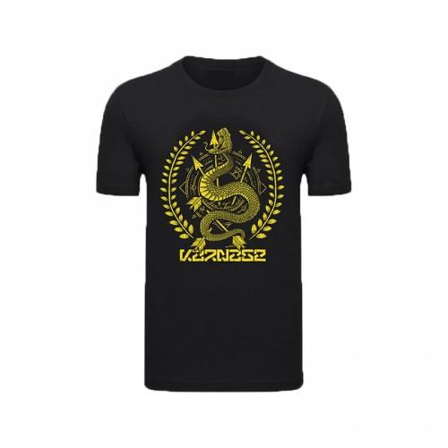 T shirt noir Snake Karnage