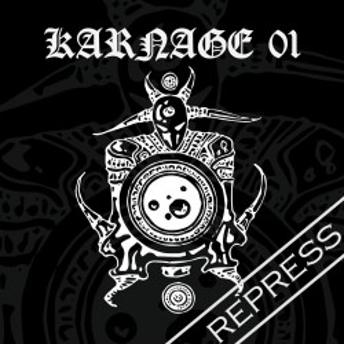 KARNAGE 01 - Full EP - WAV