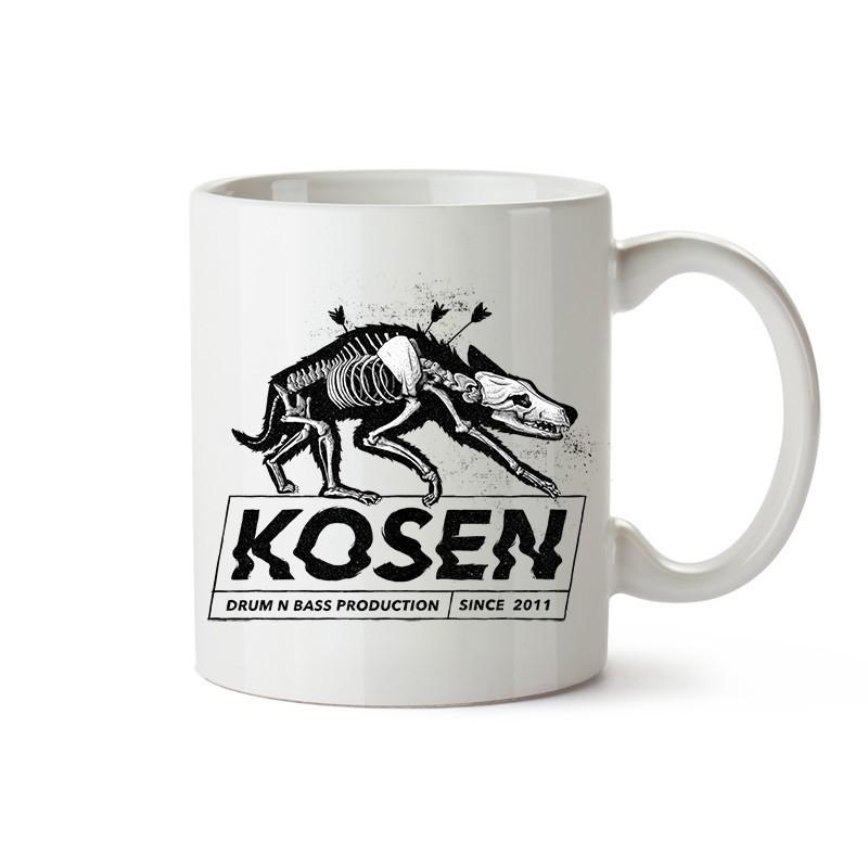 Mug Logo Kosen Wolf