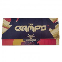 The Clamps Rolling Paper cover
